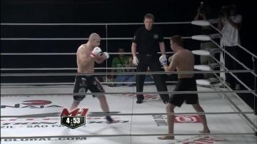 Ivan Ivanov vs Raymond Jarman, M-1 Challenge 15