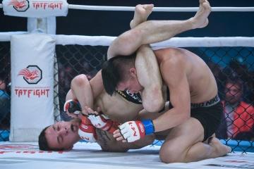 Фу Кангканг vs Тимур Доронин, M-1 Challenge 97&Tatfight 7