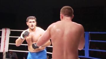 Ахмед Султанов vs Сильвестр Олекси, M-1 Challenge 07