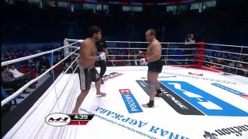 Денис Комкин vs Руслан Степанян, M-1 Challenge 29
