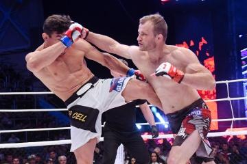 Кайо Магальяэш vs Дмитрий Войтов, M-1 Challenge 78
