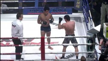 Мехмет Уйгун vs Октай Караташ, M-1 Challenge 01