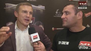 Андрей Семёнов: Лига М-1 задала моду и тренд в мире ММА, M-1 Challenge 96
