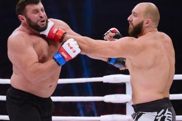 Максим Баруздин vs Иван Цигельник, M-1 Challenge 98
