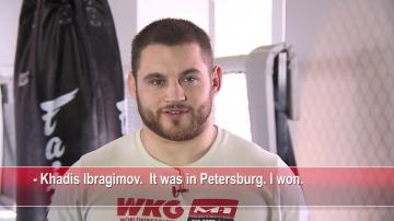 Fighter from M-1: Dmitry Tebekin