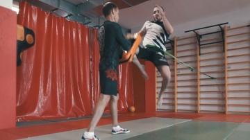 Roman Bogatov's prepairing for M-1 Challenge 104, Orenburg, August 30