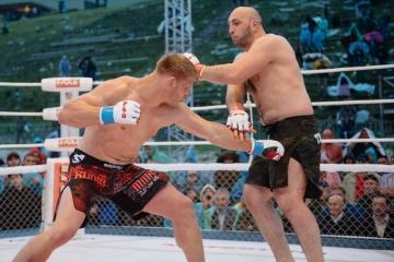 Алексей Кудин vs Бага Агаев, M-1 Challenge 58