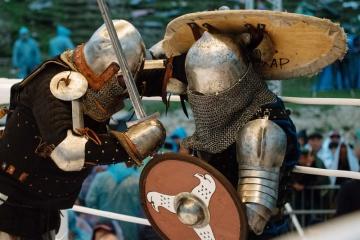 Борис Джелилов vs Рустам Кукурхоев, M-1 Challenge 58, Medieval MMA