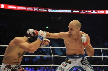 Александр Яковлев vs Шамиль Завуров, M-1 Challenge 31