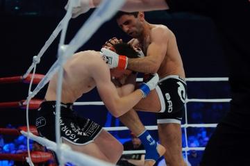 Николай Каушанский vs Мантас Лиуолионис, M-1 Challenge 32