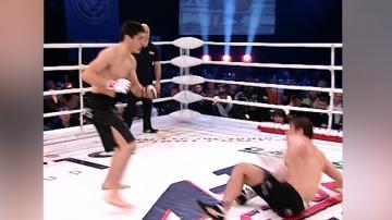 Тенгиз Хучуа vs Ислам Махачев, M-1 Selection Ukraine 2010 - The Finals