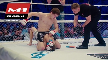 Lee Morrison vs Movsar Evloev on M-1 Challenge 73, Nazran, December 9