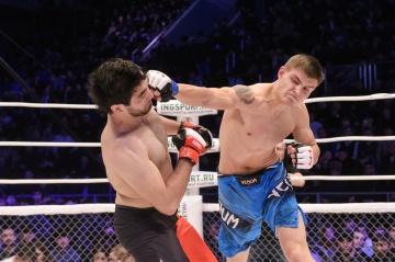 Андрей Билык vs Ахмед-Хан Оздоев, M-1 Challenge 73