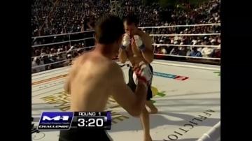 Шейх-Магомед Арапханов vs Сунай Хамидов, M-1 Challenge 33