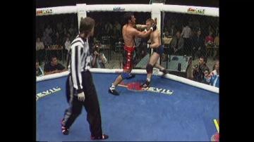 Сергей Бычков vs Гоксел Сахинбас, M-1 MFC European Championship 1998