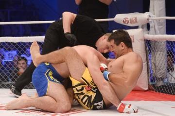 Луис Миранда vs Василий Бабич, M-1 Challenge 47
