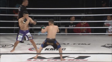 Ге Пенг Хван vs Ямато Хамамацу, M-1 Selection 2011 - Asia Round 1