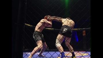 Андрей Семенов vs Мартин Кампманн, M-1 MFC - Middleweight GP