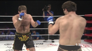 Расул Магомедов vs Шамиль Тинагаджиев, M-1 Selection 2009 9