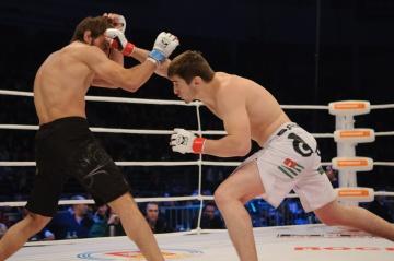 Ислам Гугов vs Джамбулат Курбанов, M-1 Challenge 36