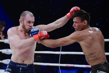 Мичел Сильва vs Роман Богатов, WKG&M-1 Challenge 100