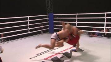 Ду Вон Сео vs Яне Тулиринта, M-1 Challenge 02