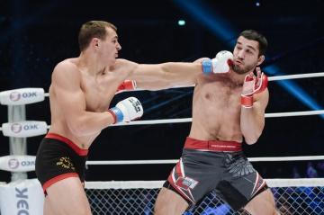 Иван Горлач vs Шамиль Абдулаев, M-1 Challenge 71