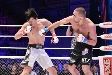 Damir Ismagulov vs Sergey Andreev, M-1 Challenge 57