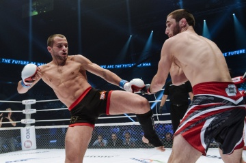 Владислав Затирка vs Наби Ашурлаев, M-1 Challenge 71