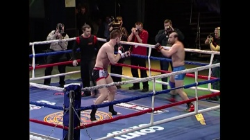 Мартин Малхасян vs Питер Малдер, M-1 MFC - Russia vs. Europe