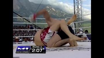 Юнус Евлоев vs Оливье Пастор, M-1 Challenge 33