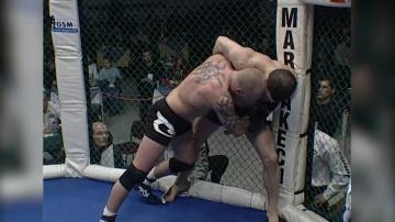 Юка Лейно vs Алексей Веселовзоров, M-1 MFC European Championship 2002