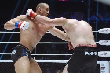 Рафал Киянчук vs Ибрагим Сагов, M-1 Challenge 96
