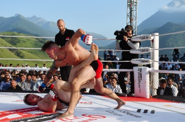 Джо Риггс vs Дмитрий Самойлов, M-1 Challenge 81