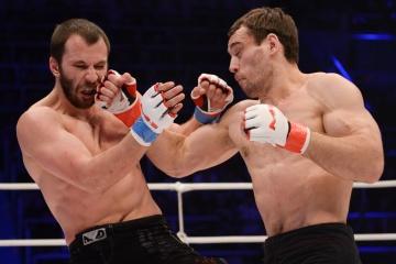 Anatoliy Safronov vs Alexey Kunchenko, M-1 Challenge 47