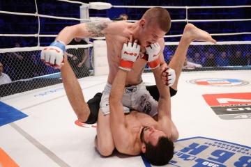 Kamil Maron vs Georgiy Fursov, M-1 Challenge 47