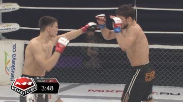 Дмитрий Барынин vs Владимир Иванов, Road to M-1 - Saint Petersburg