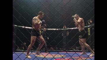 Роман Зенцов vs Томас Райдерс, M-1 MFC - Russia vs. the World 5