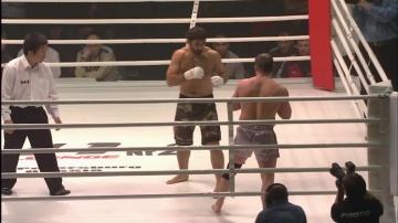 Яцек Бузко vs Амар Сулоев, M-1 Challenge 03