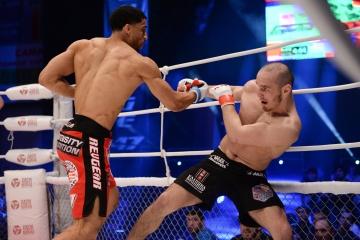 Julien Williams vs Rasul Abdulaev, M-1 Challenge 47