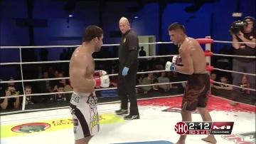 Ясуби Эномото vs Шамиль Завуров, M-1 Challenge 30