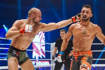 Valery Myasnikov vs Enoc Solves Torres, M-1 Challenge 68
