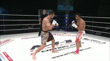 Грегор Херб vs Ахмед Байрак, M-1 Challenge 13