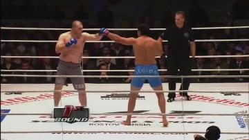 Роб Броутон vs Ахмед Султанов, M-1 Challenge 19