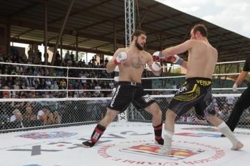 Батраз Агнаев vs Тайгиб Джаватханов, M-1 Challenge 51