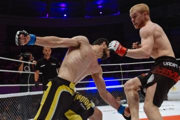 Ибрагим Наврузов vs Вадим Малыгин, M-1 Challenge 67