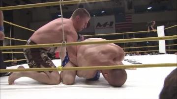 Дэвид Гарднер vs Сэмюэль Джудес, M-1 Challenge 05