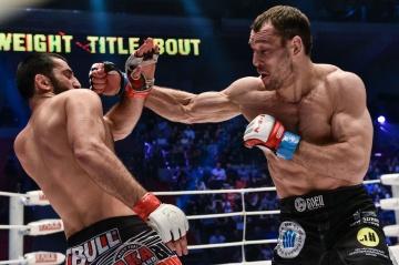 Алексей Кунченко vs Мурад Абдулаев, M-1 Challenge 65