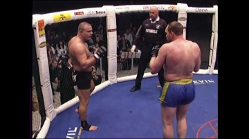 Алексей Ситников vs Герхард Эттль, M-1 MFC - Russia vs. the World 1
