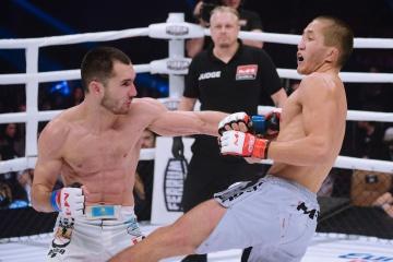 Сергей Морозов vs Баир Штепин, M-1 Challenge 98